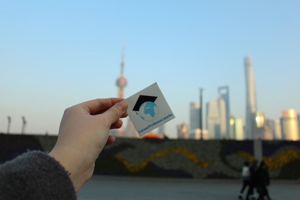CP in Shanghai