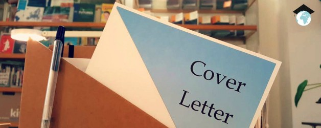 5 things I wish I knew before: Writing my cover letter